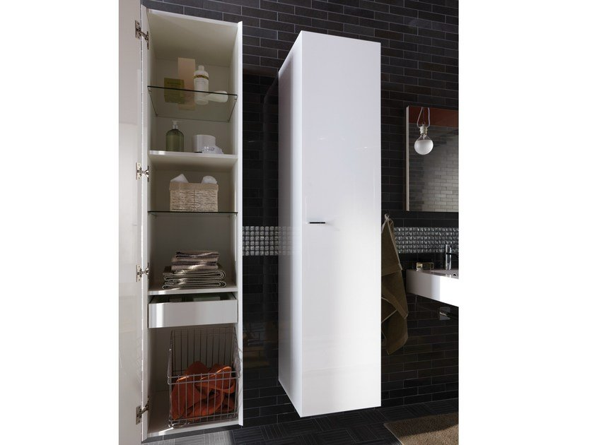 Tall suspended wall cabinet BETTEROOM HOCHSCHRANK - Bette