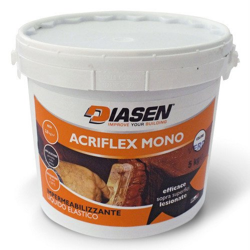Cement-based waterproofing product ACRIFLEX MONO - DIASEN