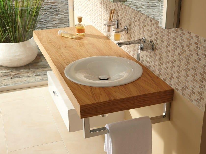 mobile bagno basso sospeso con cassetti betteroom schublade bette. Black Bedroom Furniture Sets. Home Design Ideas