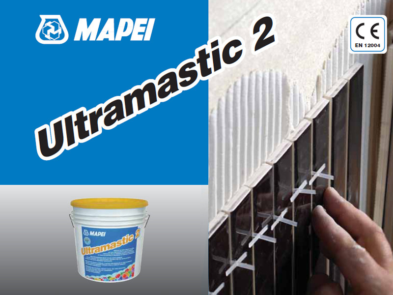 Glue and mastic ULTRAMASTIC 2 - MAPEI