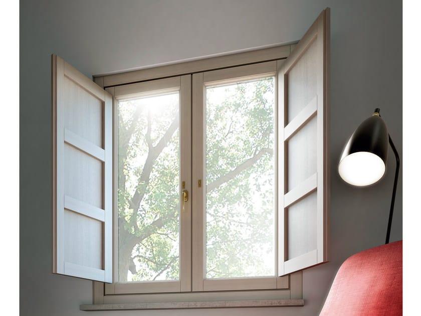 Wooden casement window BASIC | Top-hung window by BG legno