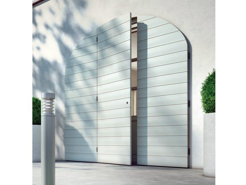 Wooden panel shutter ANTONE - BG legno