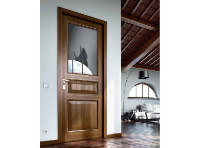 Hinged wooden door FIRENZE | Door - BG legno