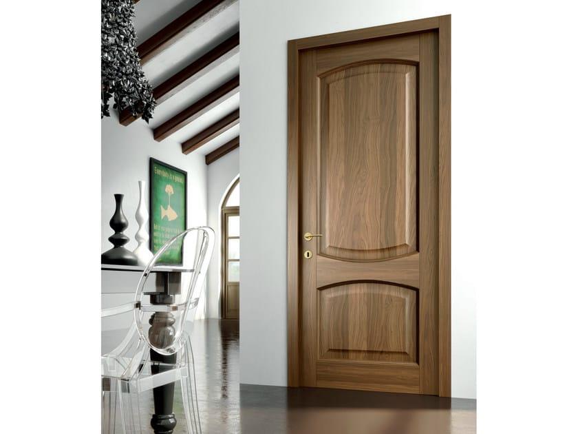 Porta a battente in legno modena porta bg legno - Porte e finestre modena ...