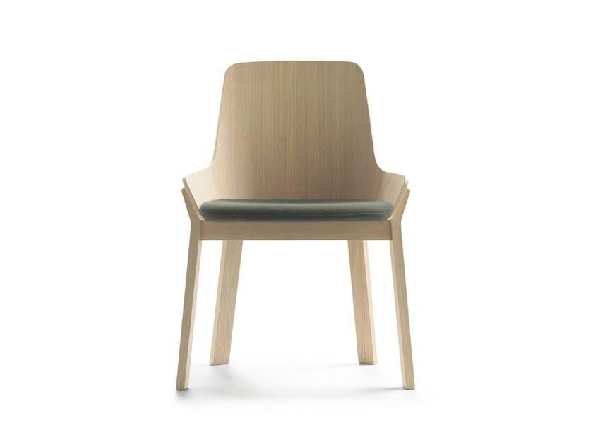 Oak chair KOILA | Chair - ALKI