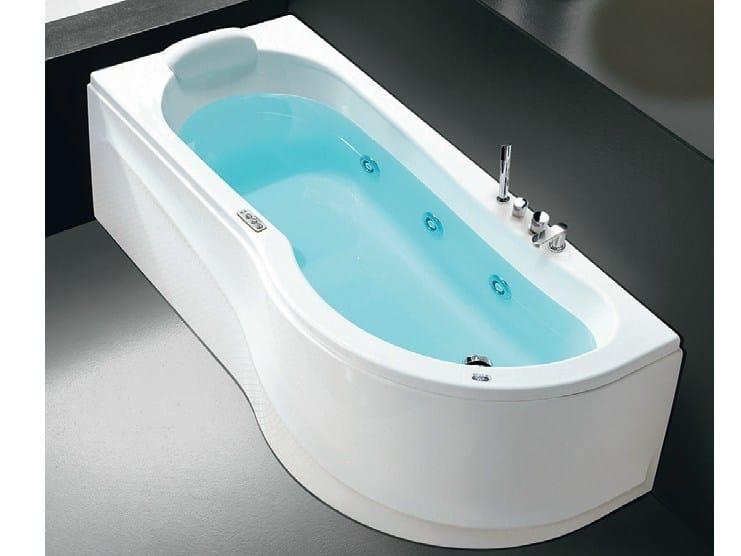 Whirlpool bathtub GAMMA by Gruppo Geromin
