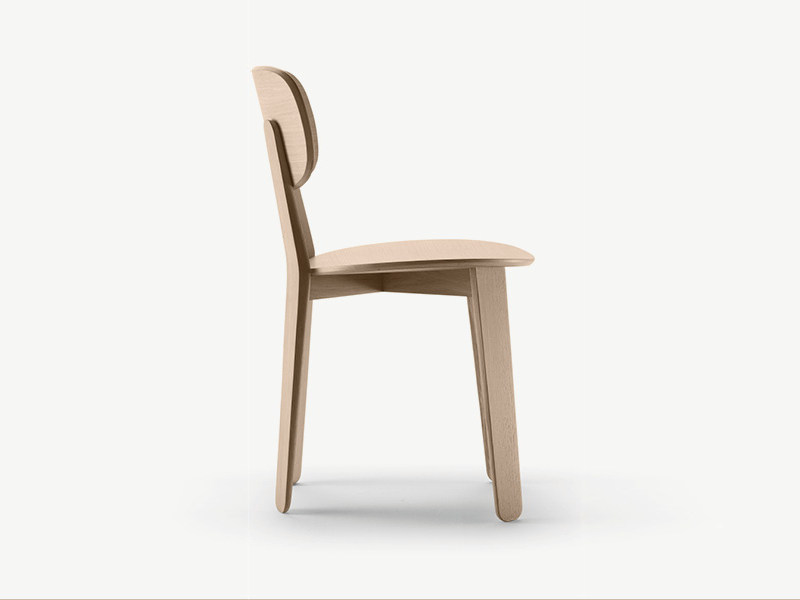 Wooden chair TRIKU | Chair - ALKI