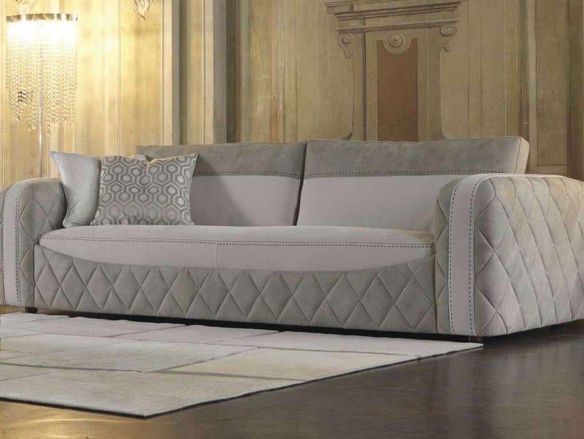 Leather sofa GLAMOUR | Sofa - Formenti