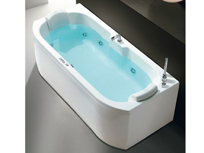 Whirlpool bathtub DUO - GRUPPO GEROMIN