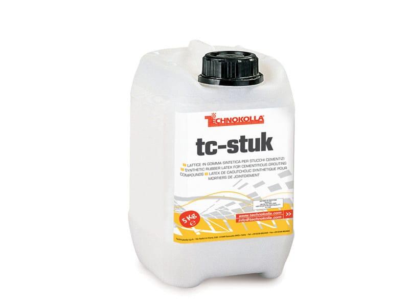Natural and synthetic rubber TC-STUK - TECHNOKOLLA - Sika