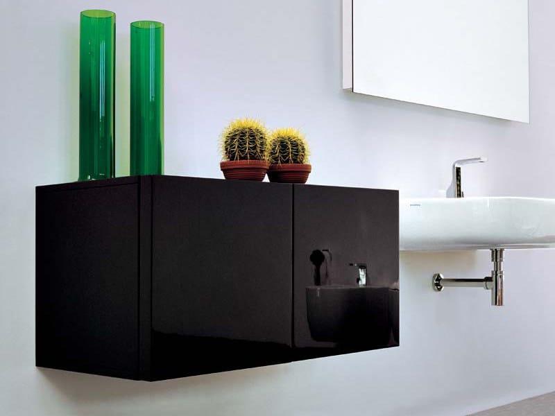 ... sospeso in legno SIMPLE  Mobile bagno singolo - CERAMICA FLAMINIA