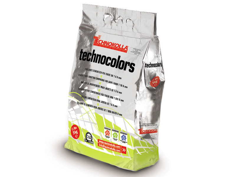 Cement seal TECHNOCOLORS - TECHNOKOLLA - Sika
