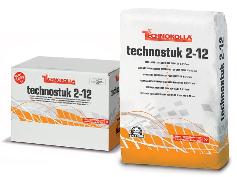 Cement seal TECHNOSTUK 2-12 - TECHNOKOLLA - Sika