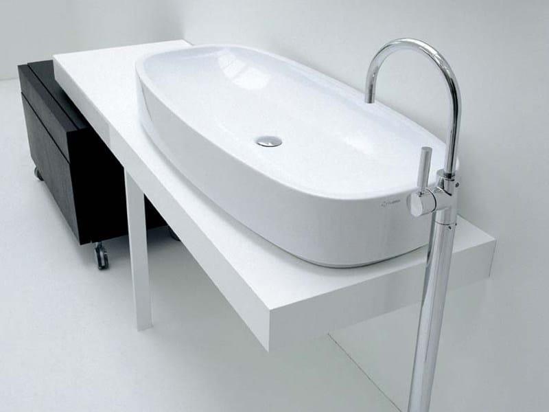 Vanity unit with drawers SIMPLE | Vanity unit - CERAMICA FLAMINIA