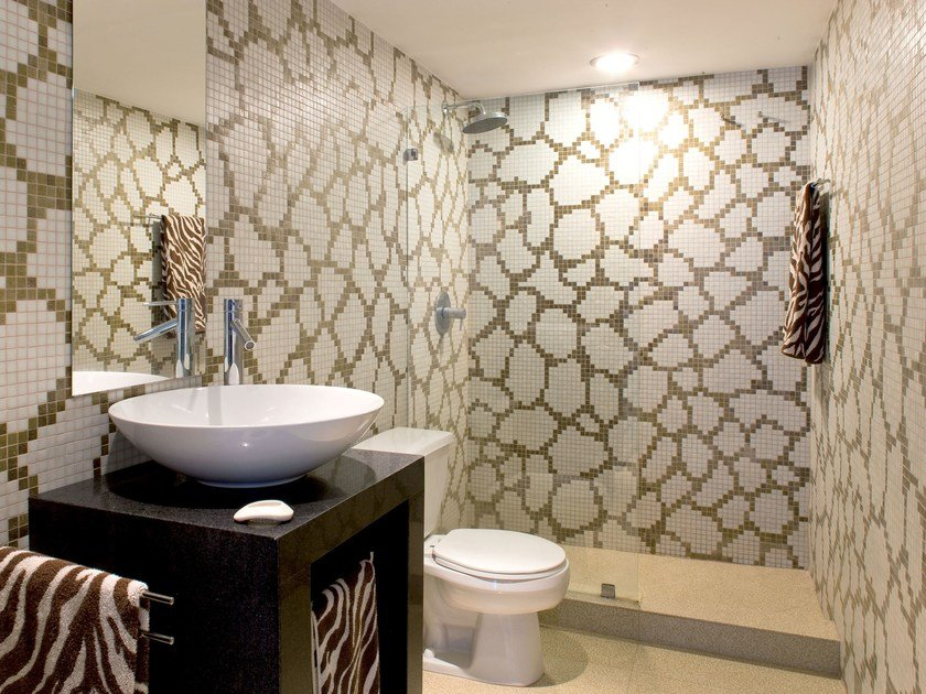 Mosaico de vidrio feel by trend group for Mosaico group