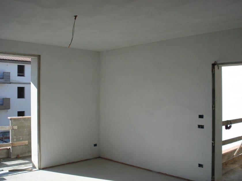 Skim coat and cementitious finish for plaster ARGACEM NEUTRO - DIASEN