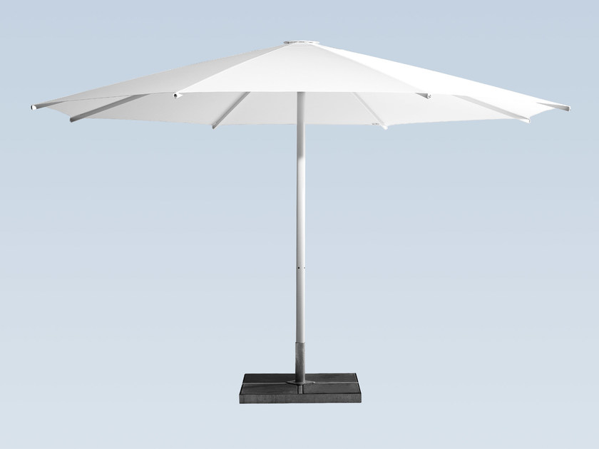 Aluminium Garden umbrella TYPE T - MDT-tex