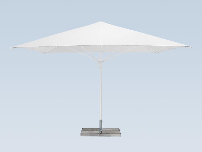 Aluminium Garden umbrella TYPE C HOME - MDT-tex