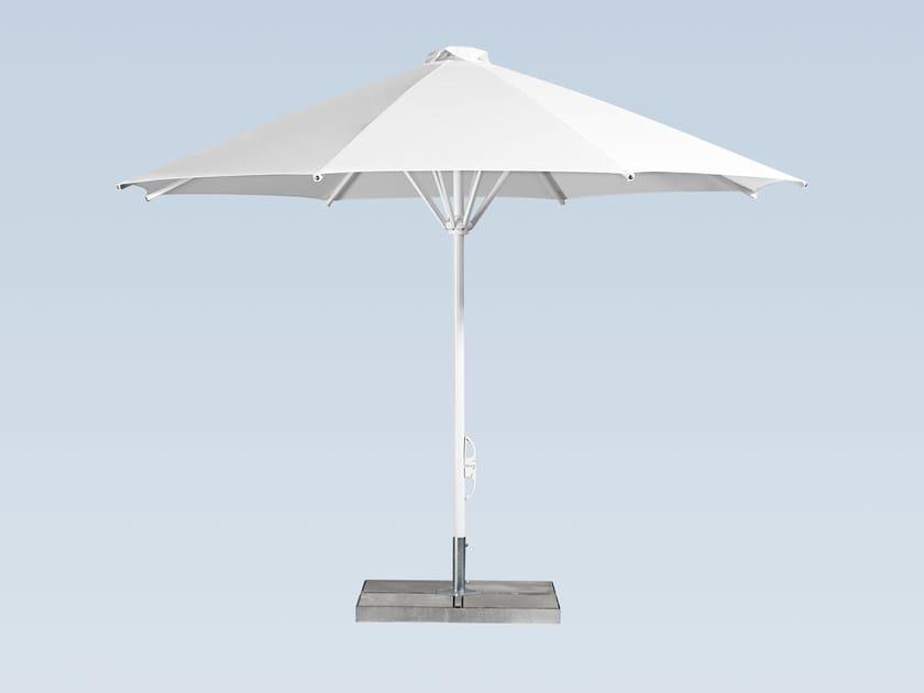 Sonnenschirm aus Aluminium TYP G - MDT-tex