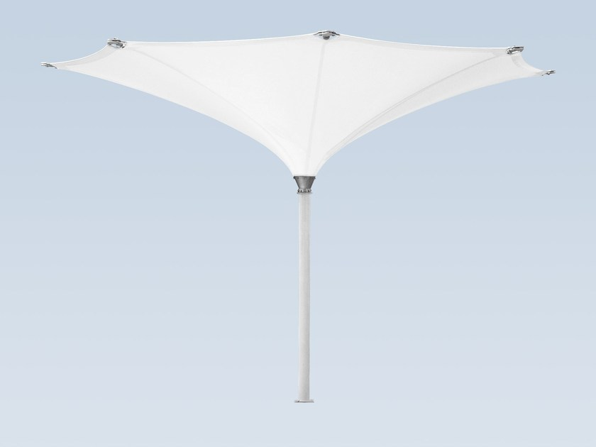 Metal Garden umbrella TYPE SH - MDT-tex