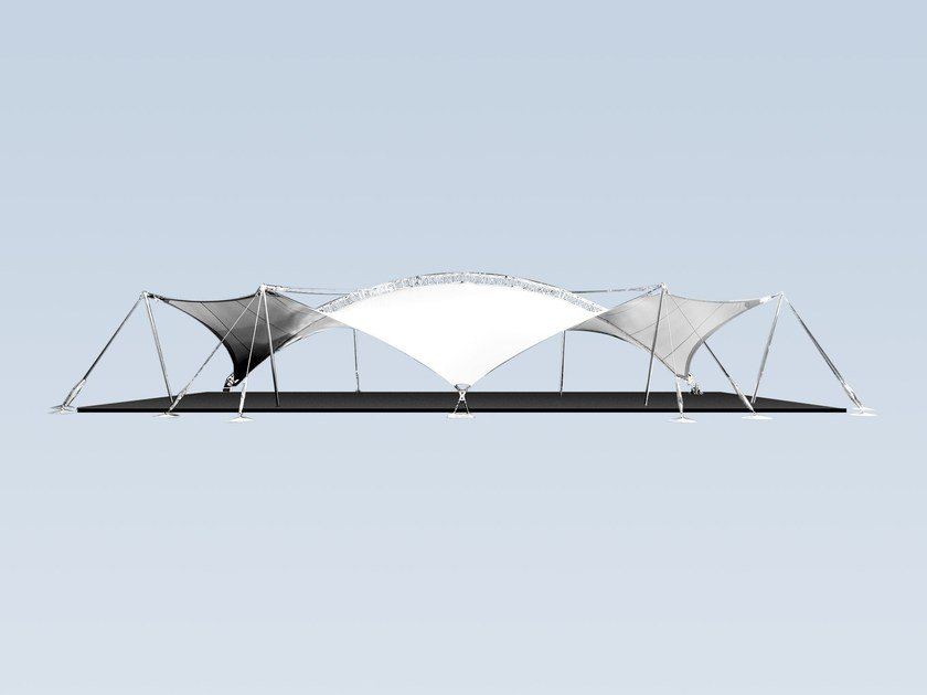 Tensile structure TENT by MDT-tex