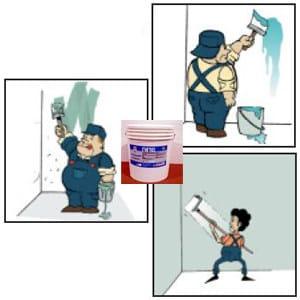 Breathable water-based paint LIMEPAINT - DIASEN