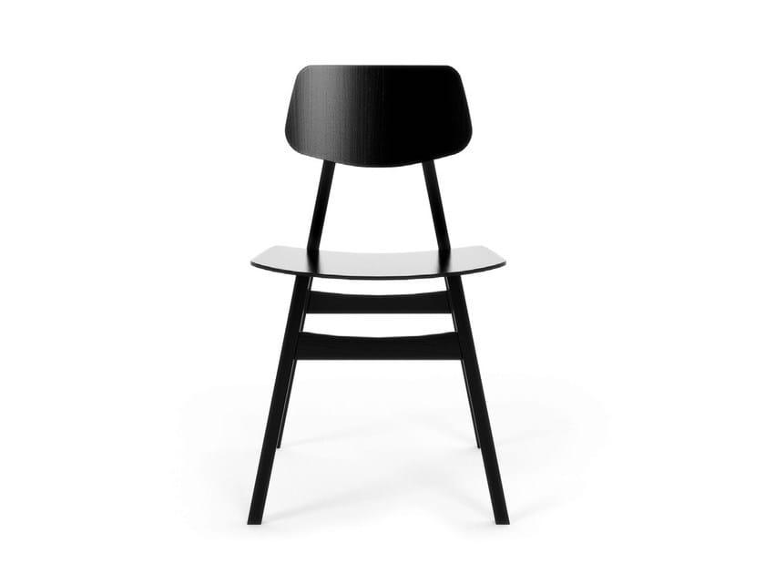 Wooden chair 1960 CHAIR - Rex Kralj
