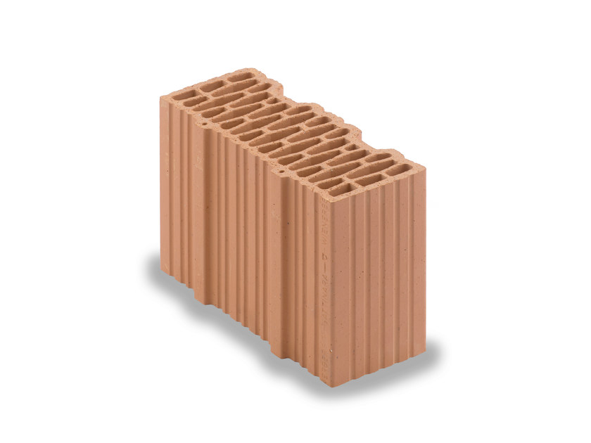 Thermal insulating clay block Porotherm BIO 30-12/23,8 T - WIENERBERGER