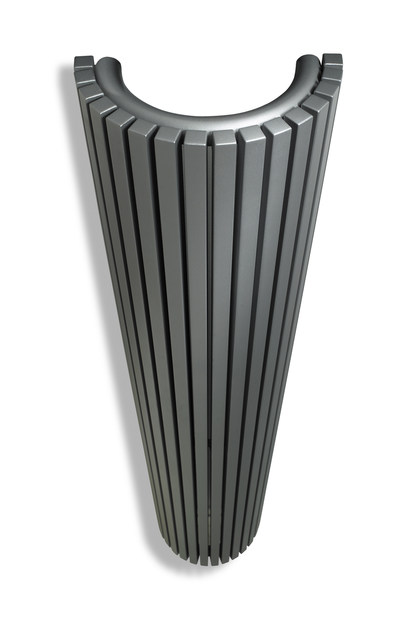 Radiatore semicircolare angolare carre plus radiatore a for Vasco radiatori