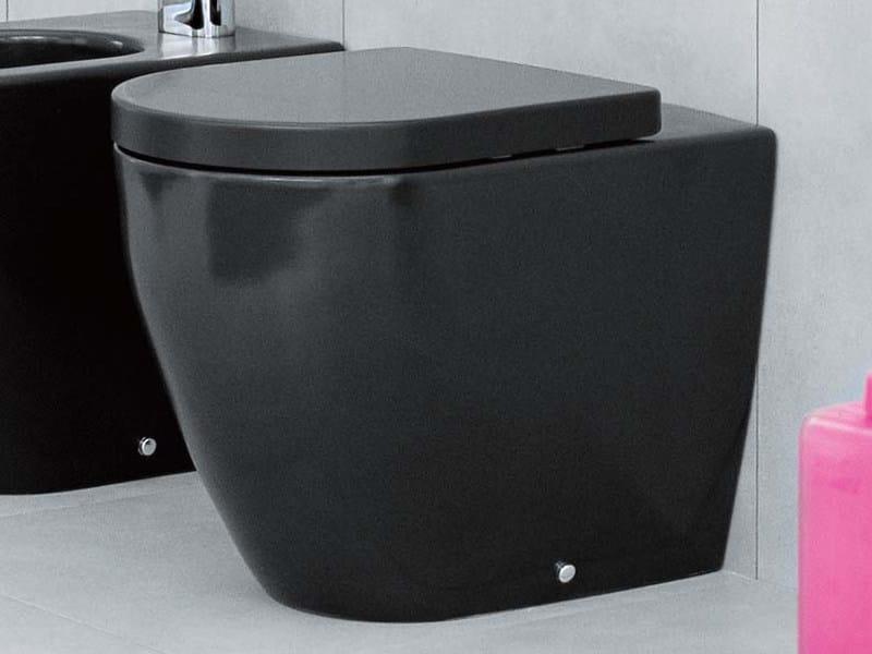 Ceramic toilet LINK | Toilet by CERAMICA FLAMINIA