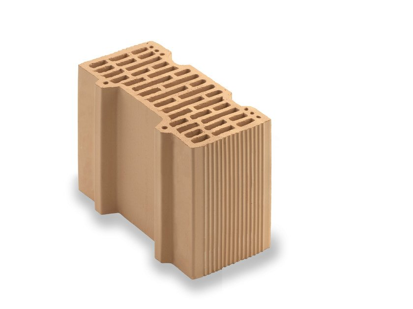 Thermal insulating clay block Porotherm BIO PLAN 30-12/19,9 - WIENERBERGER