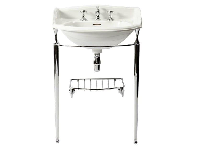 Console porcelain washbasin BELGRAVIA | Console washbasin - GENTRY HOME