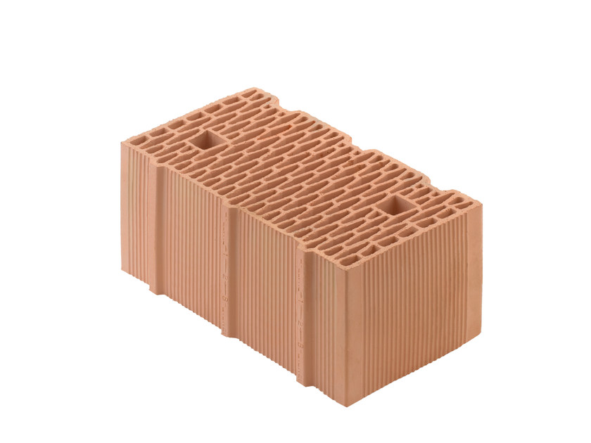 Thermal insulating clay block Porotherm BIO PLAN 45-24/19,9 T - 0,11 - WIENERBERGER