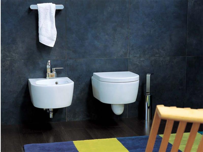 Mini Link Wc Sospeso By Ceramica Flaminia Design Giulio