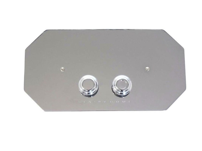 Flush plate CLAREMONT | Flush plate - GENTRY HOME