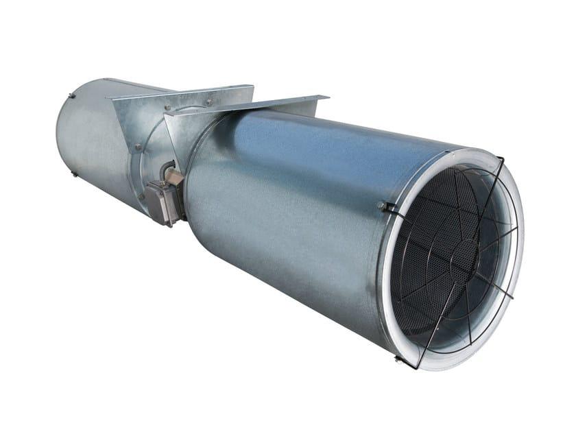 Mechanical ventilation hse TJHU/TJHT by S & P Italia