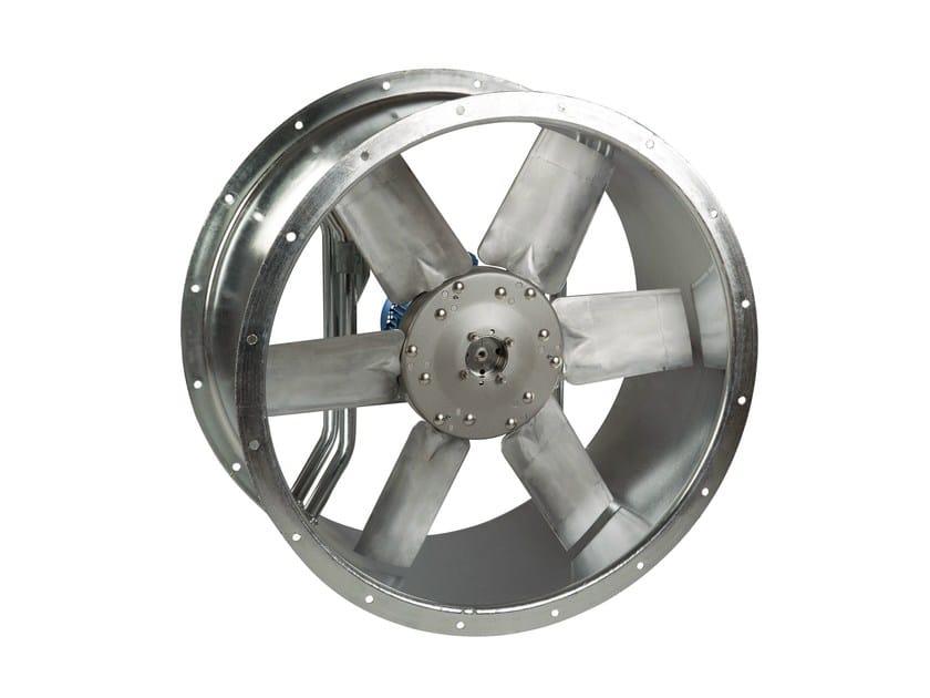 Mechanical ventilation hse TGT - S & P Italia