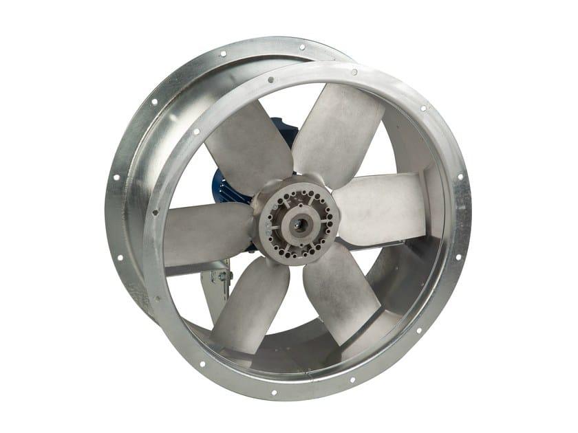 Mechanical ventilation hse TGT ATEX - S & P Italia