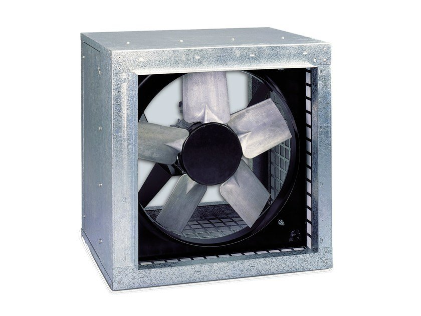 Mechanical forced ventilation system CHGT - S & P Italia