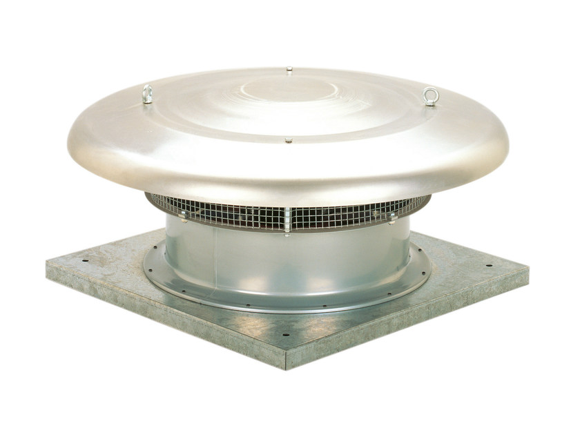 Centrifugal and axial fan HCTB/HCTT - S & P Italia