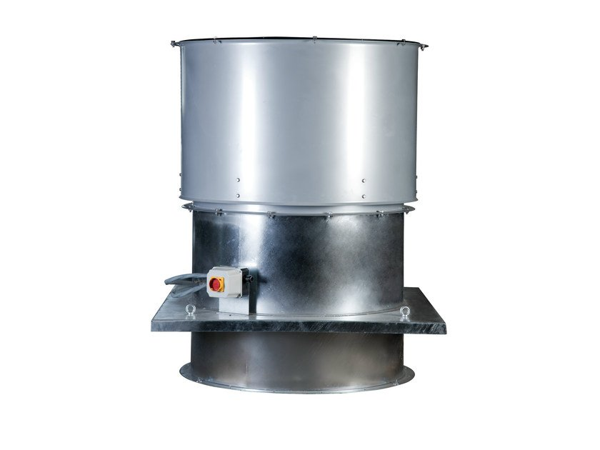 Centrifugal and axial fan HGTT-V - S & P Italia