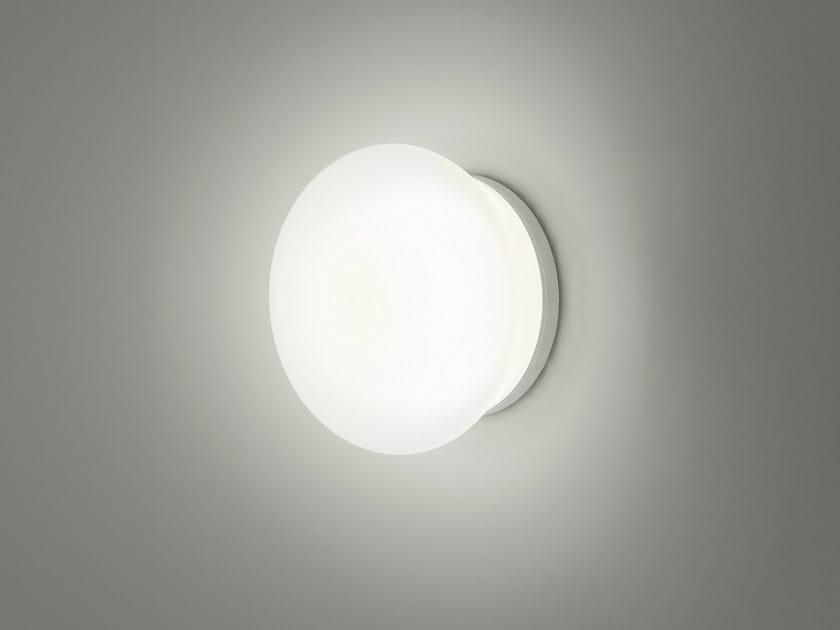 Opal glass wall light BOCCIA | Wall light - Boffi