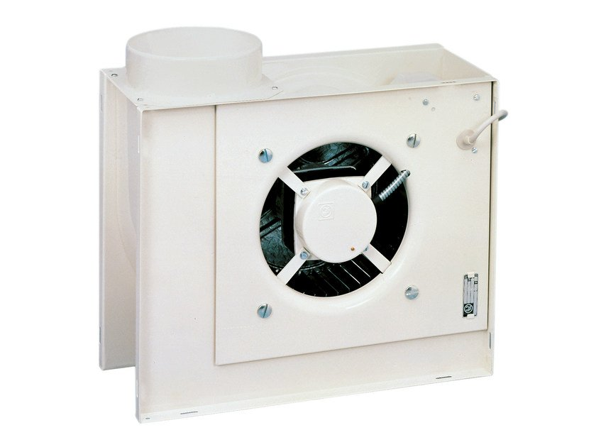 Centrifugal and axial fan CKB - S & P Italia