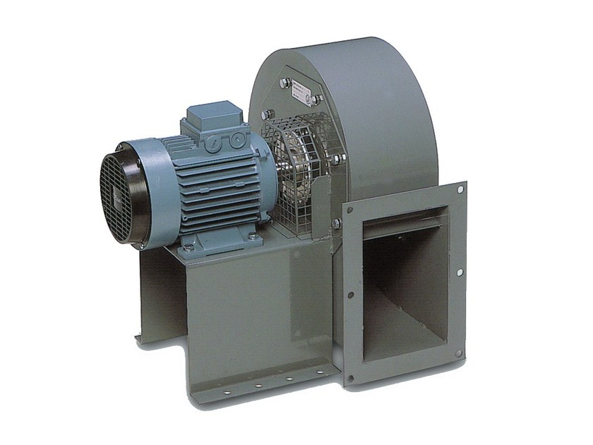 Centrifugal and axial fan CRMT - S & P Italia