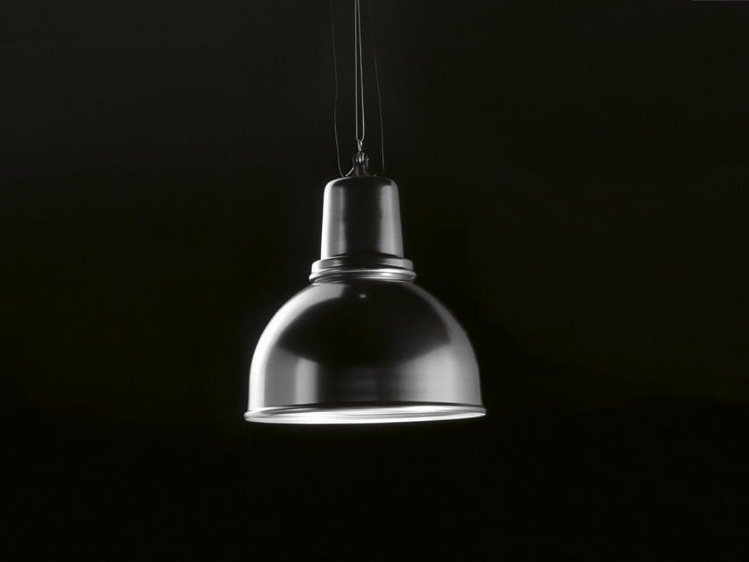 Direct light aluminium pendant lamp NAVIGLIO by Boffi