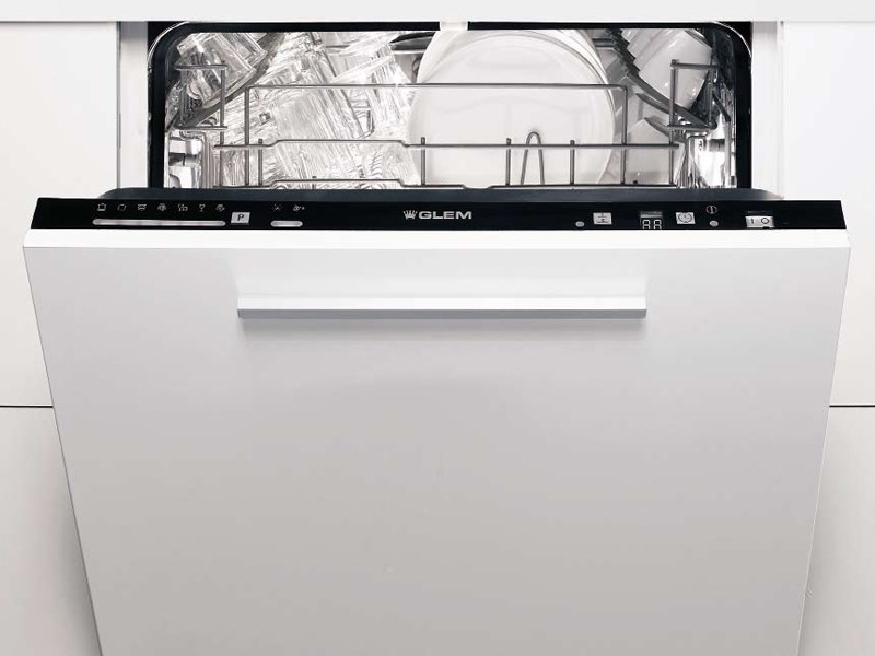 Built-in dishwasher Class A + + GDI624 | Dishwasher - Glem Gas