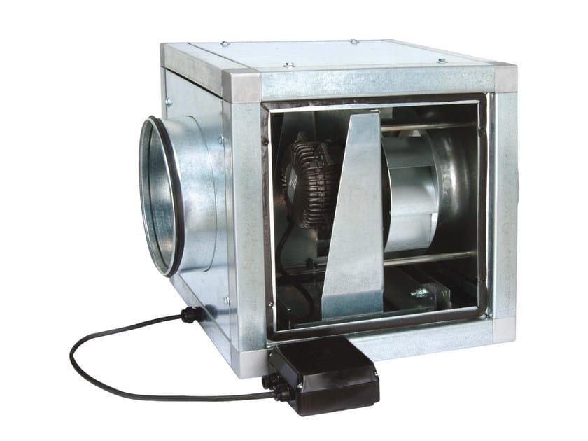 Mechanical forced ventilation system CVAB/CVAT - S & P Italia