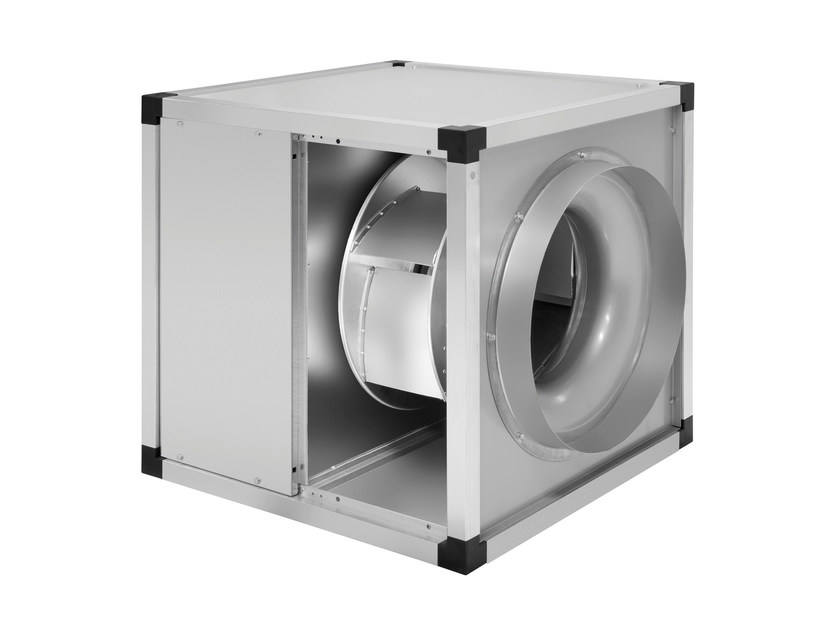 Mechanical forced ventilation system KABB/KABT - S & P Italia