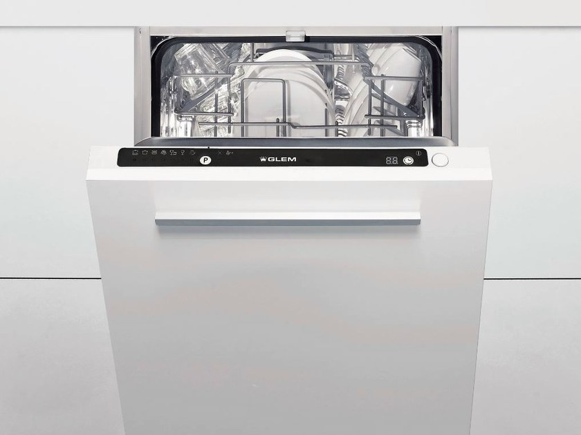 Built-in dishwasher Class A + + GDI450 | Dishwasher by Glem Gas