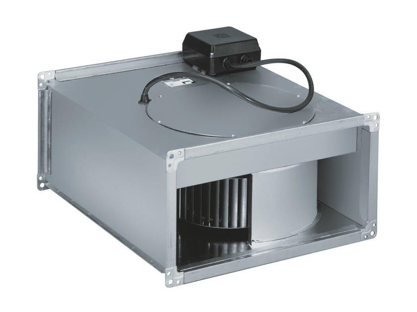 Centrifugal and axial fan ILB/ILT by S & P Italia